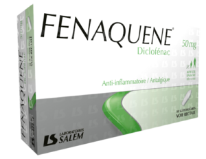 fenaquene, fenaquene 50 , labosalem, laboratories salem, médicament