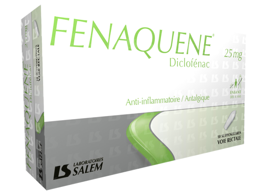 Fenaquene 25 mg