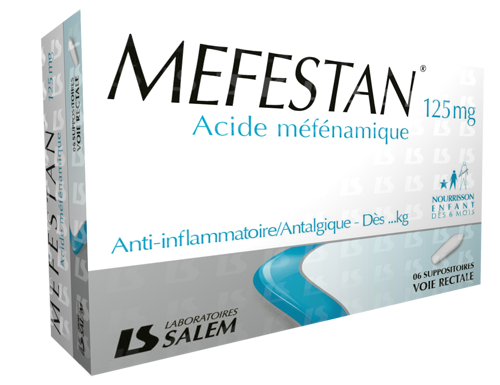 Mefestan 125 mg