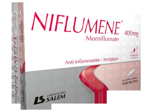niflumene, niflumene 400, labosalem, laboratories salem, médicament