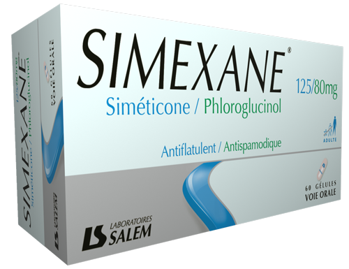 simexane, labosalem, laboratories salem, médicament