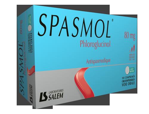 Spasmol 80 mg
