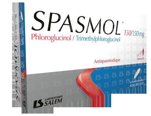 Spasmol 150/150 mg