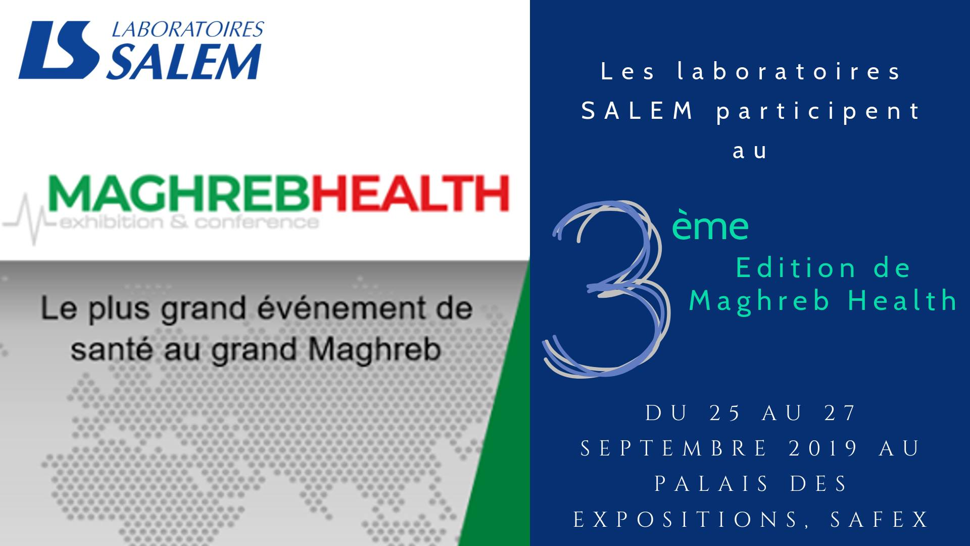 pharma, labosalem, laboratoires salem, maghreb health, healtj