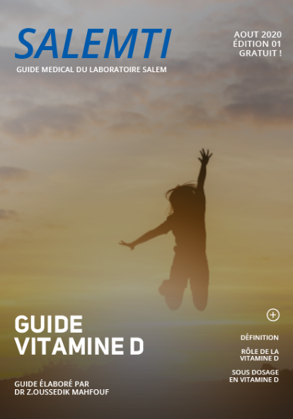 guide de la vitamine d, guide des laboratoires salem, salemti guide, guides labosalem, guide salemti, salemti