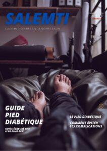 guide pied diabetique, pied et diabete