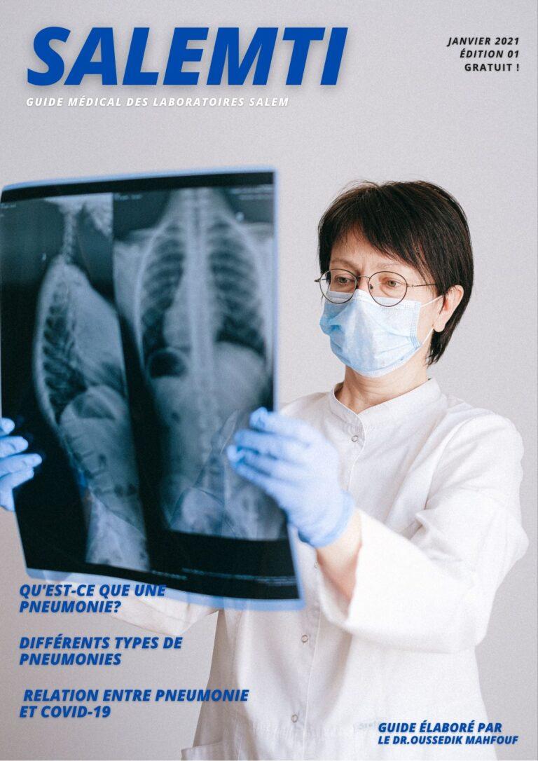 infection du poumon, pneumologie, labosalem