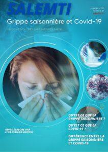 coronavirus et grippe, différence entre covid-19 et la grippe, labosalem