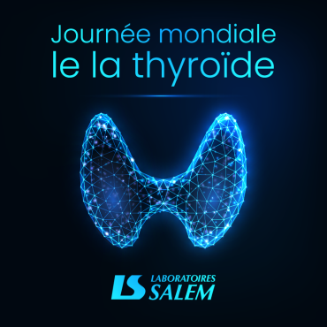thyroide, JM de la thyroide, diabète, labosalem