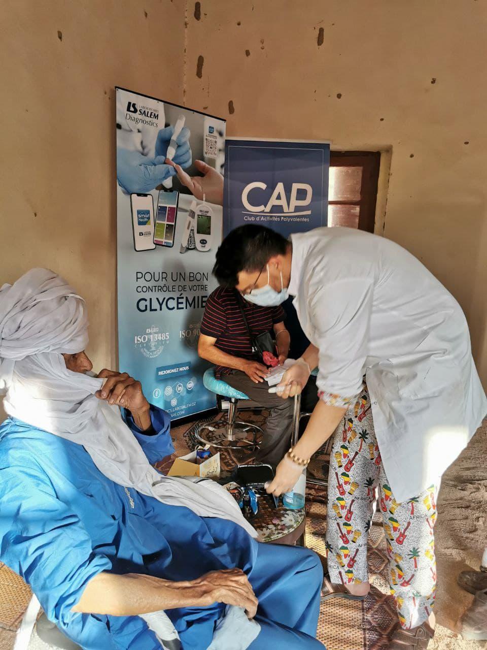 campagne labosalem,covid,diabète,campagne de sensibilisation, campagne de dépistage, laboratoires SALEM, diabete, covid, covid-19,precisio,check3