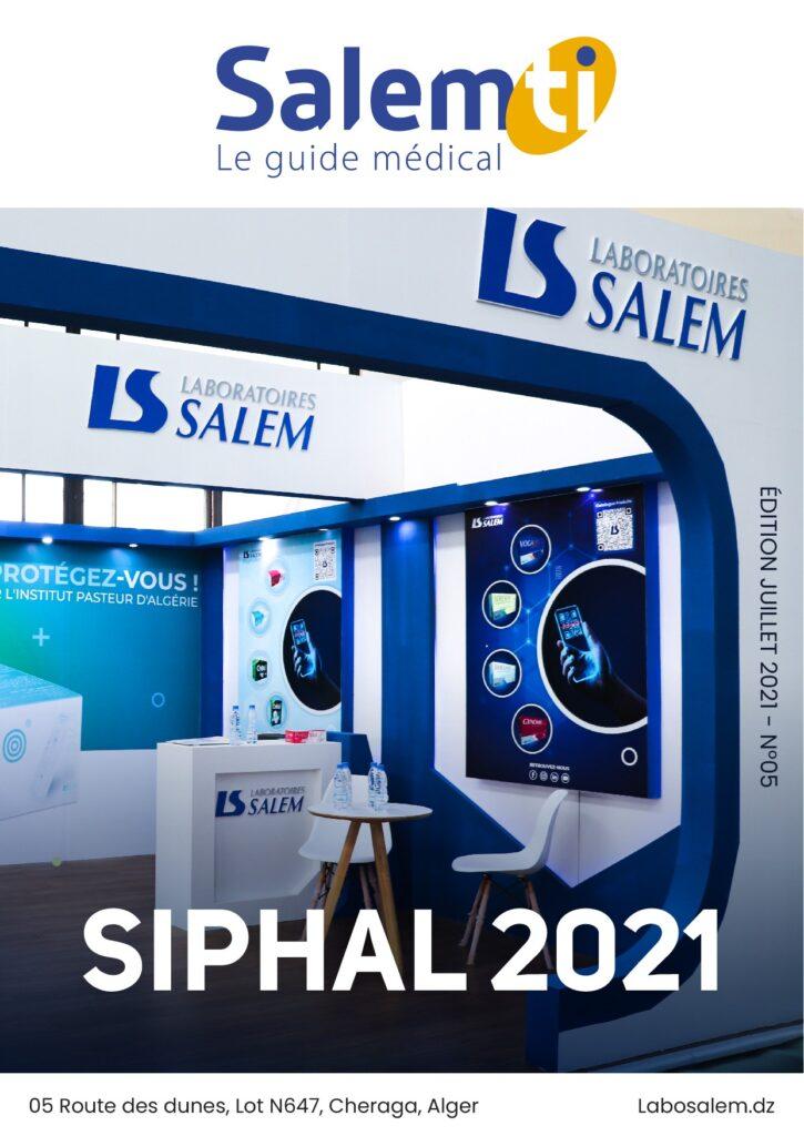 guide salemti, guide siphal 2021, pharma, siphal, event, siphal 2021, siphal 2021,laboratoires salem, laboratoires salem diagnostics, check 3 , labosalem siphal , labosalem siphal 2021