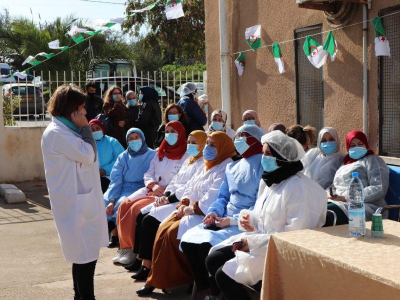 campagne de sensibilisation, campagne de dépistage, laboratoires SALEM, diabete, covid, covid-19